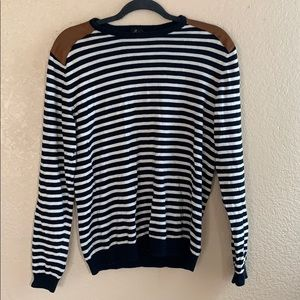 H&M striped sweater
